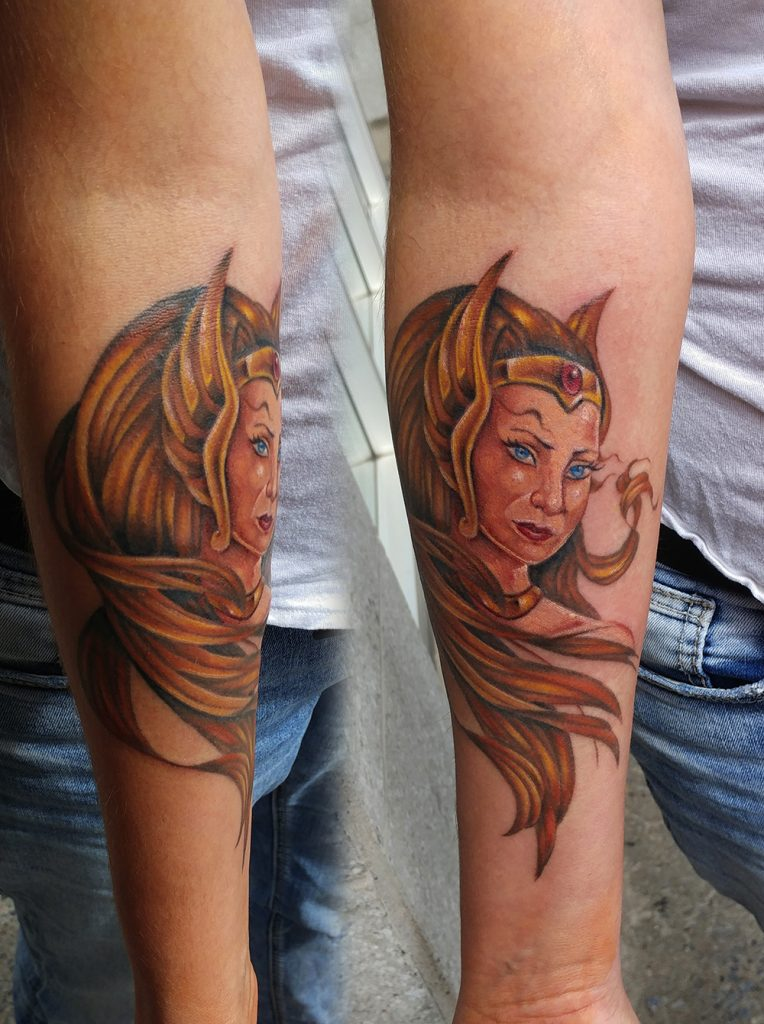 shera tattoo